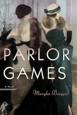 Cover of Parlor Games